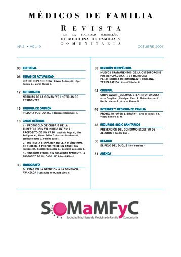 Vol9_n2_Oct07 - SoMaMFyC