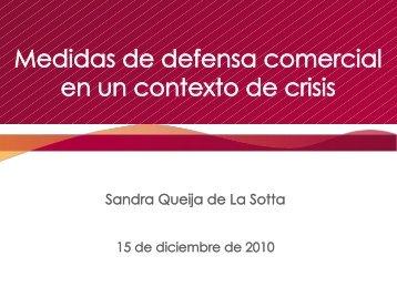 Sandra Quejía (Perú) - Contexto.org