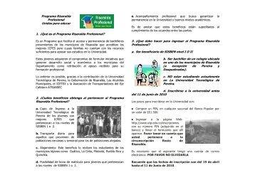 Risaralda Profesional Def - Universidad Tecnológica de Pereira
