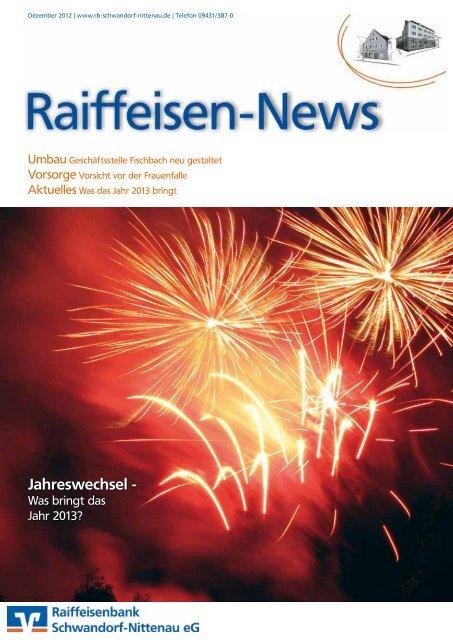 02/2012 - Raiffeisenbank Schwandorf-Nittenau eG