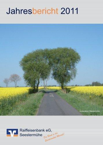 Jahresbericht 2011 - Raiffeisenbank eG