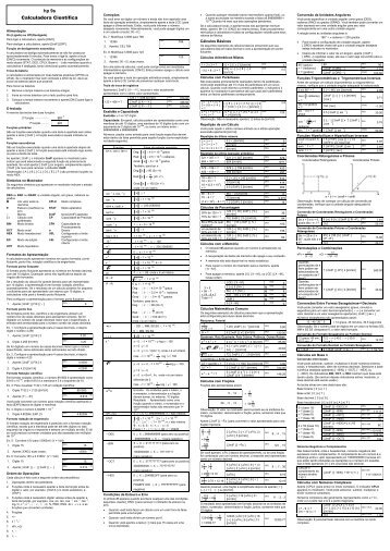 hp 9s Calculadora Científica