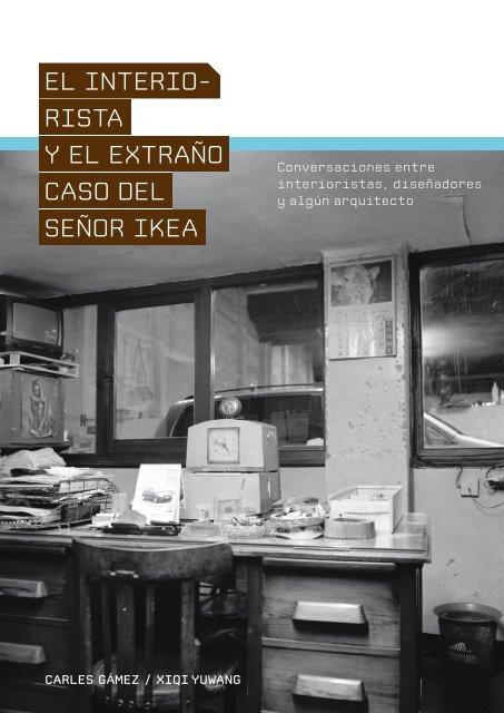 rista y el extraño caso del señor ikea - CDD IMPIVA disseny