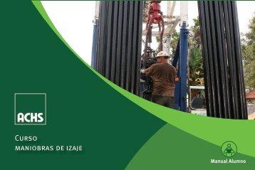 CURSO MANIOBRAS DE IZAJE - ACHS