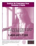 para las personas que han sido asaltadas sexualmente… - Page 7