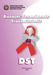 cartilha de Doenças Sexualmente Transmissíveis - Diretoria de ...