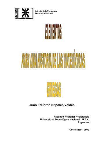 Para bajar archivo PDF - edUTecNe - Universidad Tecnológica ...