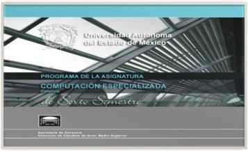 computacionespeciali.. - Universidad Autónoma del Estado de México