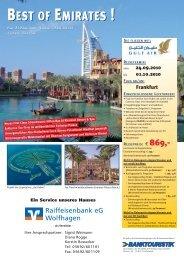 Programm und Informationen als pdf-Dokument - Raiffeisenbank eG