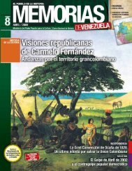 memorias de venezuela - Universidad Politécnica Territorial de Paria