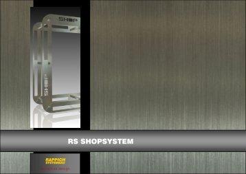 RS SHOPSYSTEM - RAPPICH
