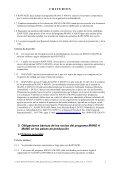 C R I T E R I O S RAPUNZEL Naturkost y el programa MANO A MANO - Page 3