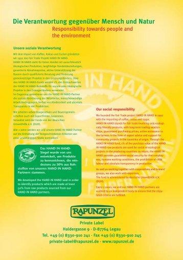 Private Label - Rapunzel