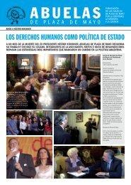 mensuario NK4.indd - Abuelas de Plaza de Mayo