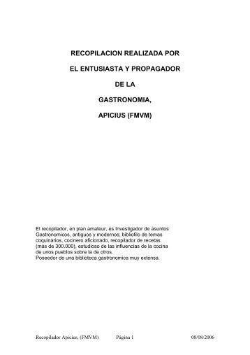 recopilacion realizada por el entusiasta y propagador - Plantas ...