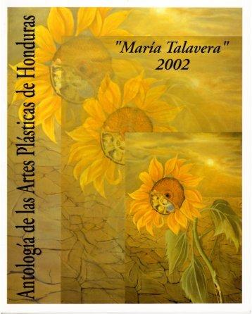 María Talavera - Centro Cultural de España en Tegucigalpa