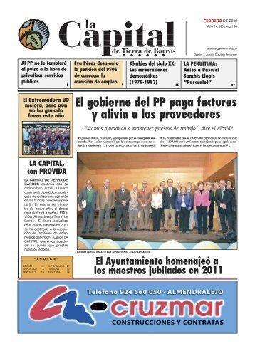 Descargar Edicion FEBRERO-2012 - Cope Almendralejo Tierra de ...