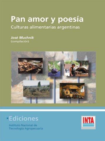 Pan amor y poesía: Culturas alimentarias argentinas - Free