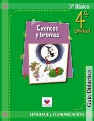 3° Básico Cuentos y bromas - Biblioteca UAH