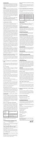 Fluconazol acis® 150 mg - acis Arzneimittel - Seite 2