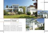 Intensiver bauen (.pdf-Format) - Rast - Planen · Bauen · Wohnen