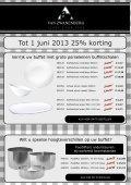 Tot 1 juni 2013 25% korting - Page 2