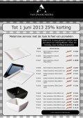 Tot 1 juni 2013 25% korting - Page 3
