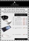 Tot 1 juni 2013 25% korting - Page 4