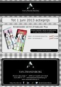 Tot 1 juni 2013 25% korting - Page 5