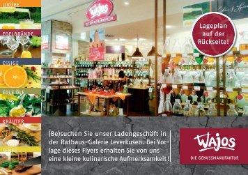 (Be)suchen Sie unser Ladengeschäft in der Rathaus-Galerie ...