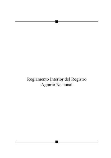 Directriz registral drpj 003 2012 registro nacional for Registro ministerio del interior