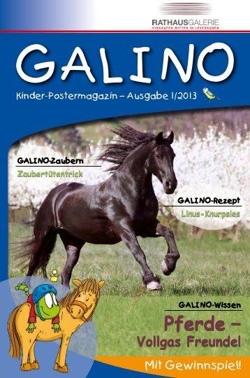 Die aktuelle Ausgabe zum Download. - Rathaus Galerie, Leverkusen