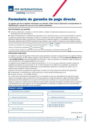 5 - AXA PPP healthcare