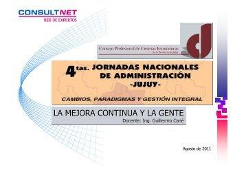 Cané - Consejo Profesional de Ciencias Económicas