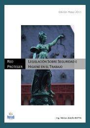 Legislación Sobre Seguridad e Higiene en el Trabajo - Red Proteger