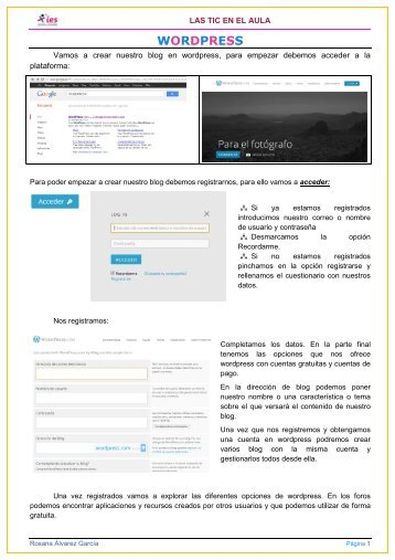 WORDPRESS - Aulatecnologia
