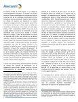 Boletín Económico Marzo 2013 - Banco Mercantil - Page 5