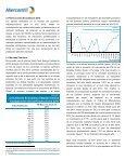 Boletín Económico Marzo 2013 - Banco Mercantil - Page 6