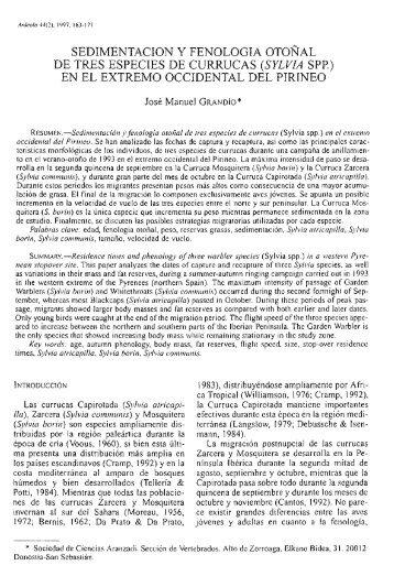 Artículo completo - Ardeola