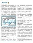 Boletín Económico Septiembre 2012 - Banco Mercantil - Page 4