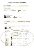 Guía medios para registrarse en GOODREADS 1 - Los Medios - Page 6