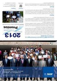 Presentación Premios BASF en Santander - BASF Construction ...