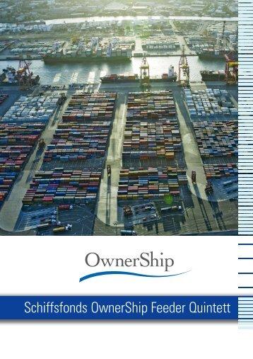 Schiffsfonds OwnerShip Feeder Quintett - Real IS