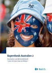 Bayernfonds Australien 2 - Real IS