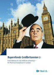 Bayernfonds Großbritannien 2 - Real IS