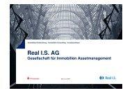 Real IS – Das Unternehmen
