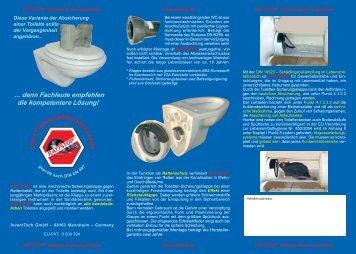 Prospekt download PDF - Rattstop Toiletten-Sicherungsklappe