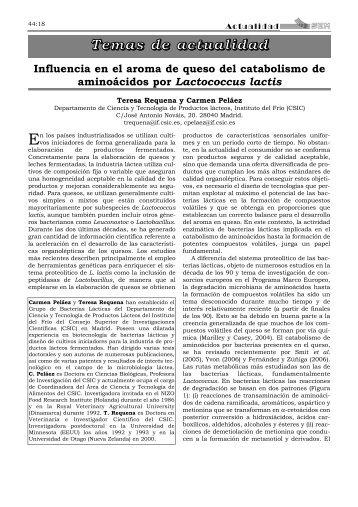 Temas de actualidad - Sociedad Española de Microbiología