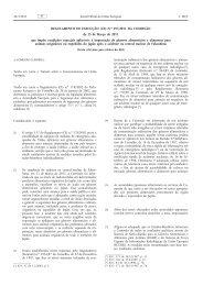 Regulamento de Execução (UE) n.o 297/2011 da ... - EUR-Lex