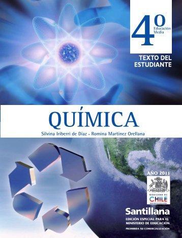 Quimica 1 medio - Yo estudio